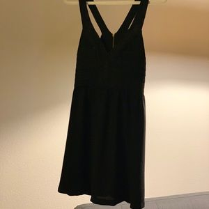 Cute Urban Outfitters little black dress! Size 12